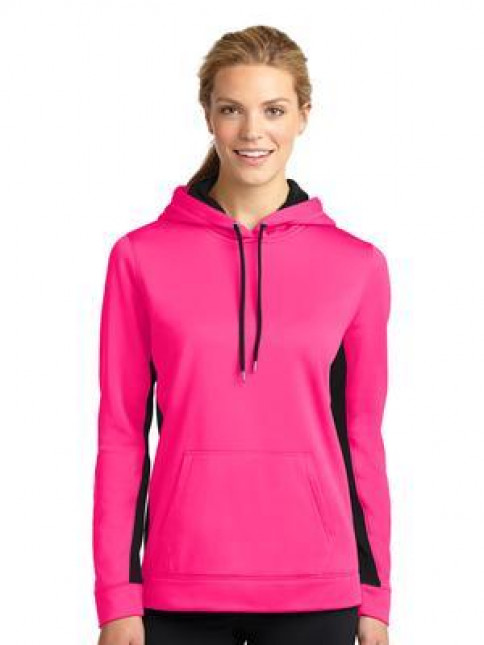 Sport-Tek - Ladies Sport-Wick Stretch 1/2 Zip Pullover