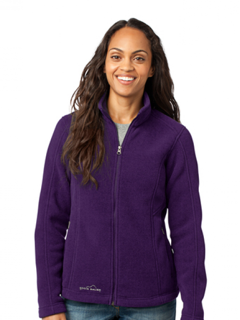 Eddie Bauer - Ladies Full-Zip Fleece Jacket